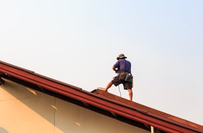 roof - maintenance